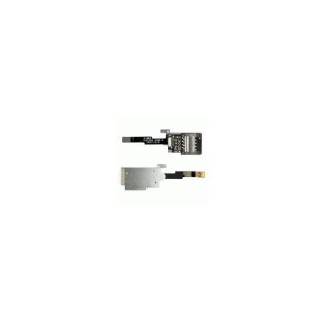 Коннектор SIM-карты для HTC P4550, TYTN II, со шлейфом