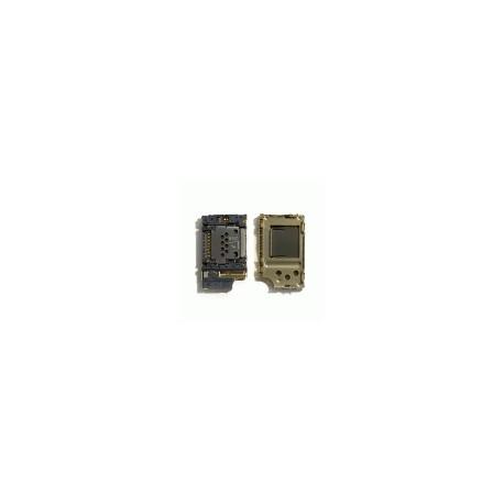 Коннектор SIM-карты для Nokia 5610, 6500s, 7390, коннектор карты памяти