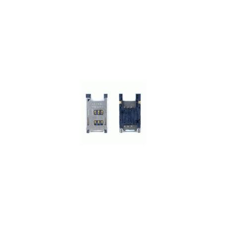 Коннектор SIM-карты для Nokia 5700, E50, N90, N91