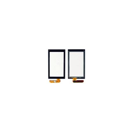 Тачскрин для Sony Ericsson U10, черный