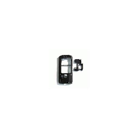 Средняя часть корпуса для Nokia N72, пустая