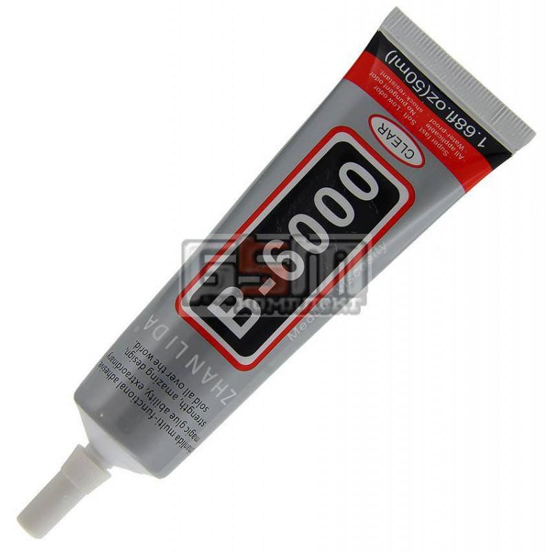 Клей силиконовый B-6000 дозатором