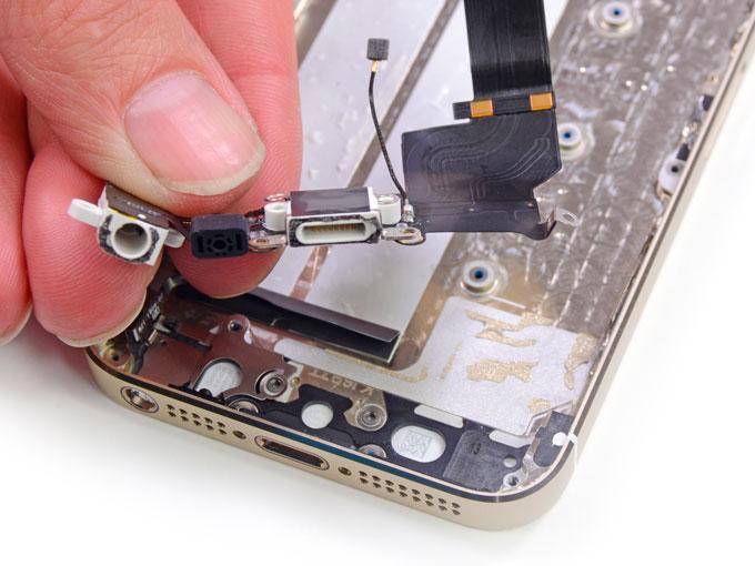 Как починить гнездо для зарядки телефона